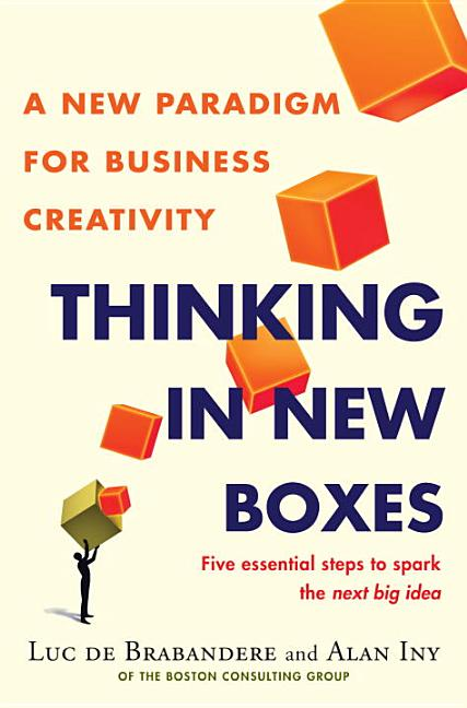 Cover art for Thinking in New Boxes