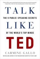 Cover art for Talk Like Ted