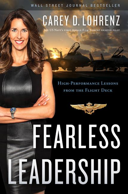 Cover art for Fearless Leadership (Second Edition)