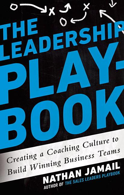 Cover art for The Leadership Playbook