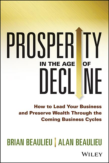 Cover art for Prosperity in the Age of Decline