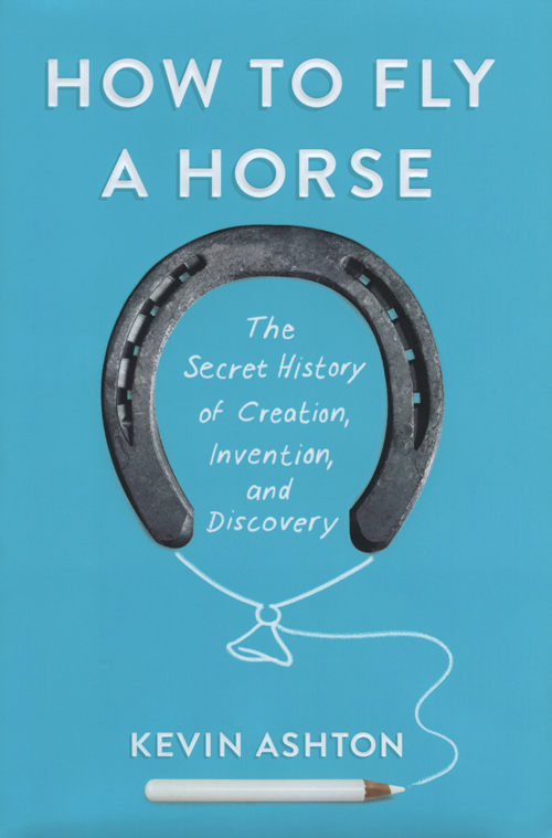 Cover art for How to Fly a Horse
