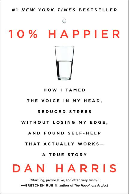 Cover art for 10% Happier