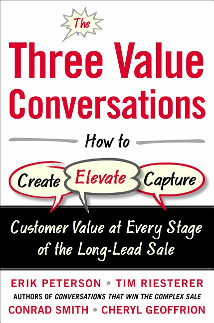 Cover art for The Three Value Conversations