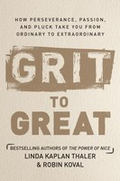 Cover art for Grit to Great