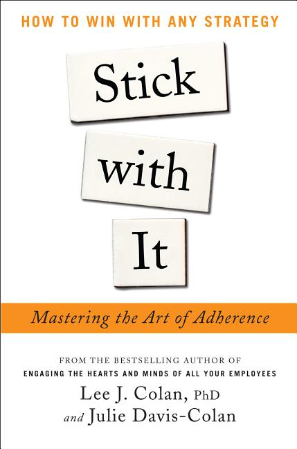 Cover art for Stick with It