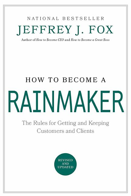 Cover art for How to Become a Rainmaker