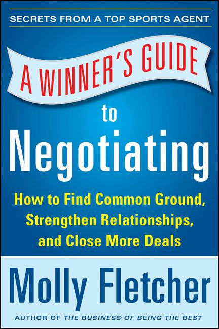 Cover art for A Winner's Guide to Negotiating