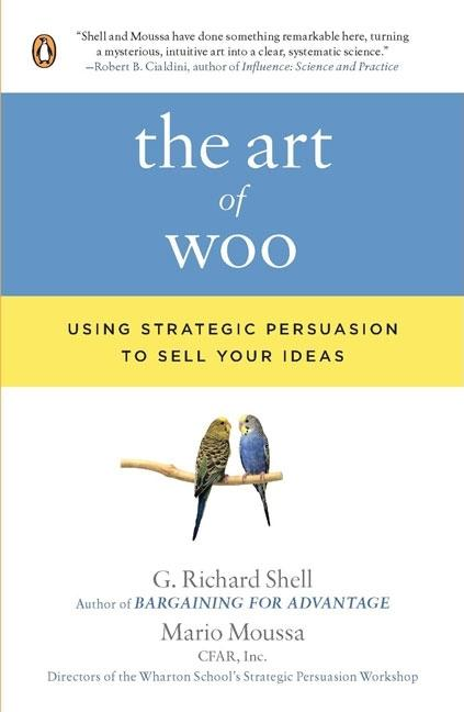Cover art for The Art of Woo