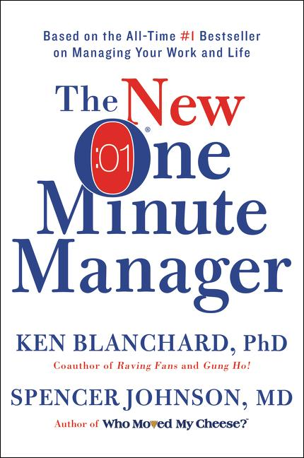 Cover art for The New One Minute Manager