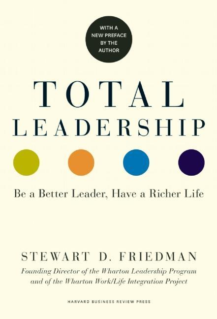 Cover art for Total Leadership