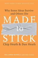 Cover art for Made to Stick