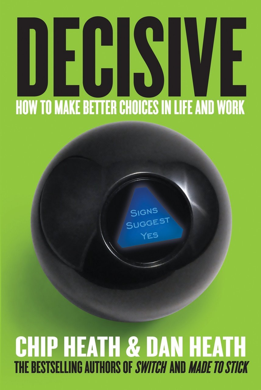 Cover art for Decisive