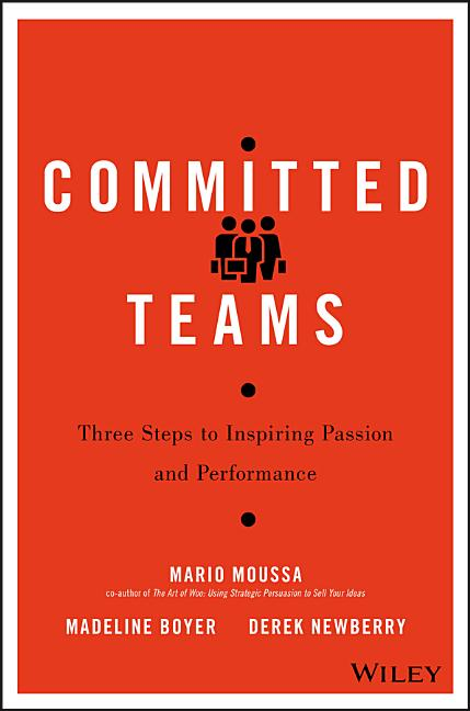 Cover art for Committed Teams