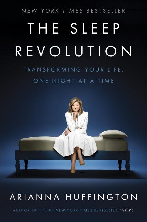Cover art for The Sleep Revolution