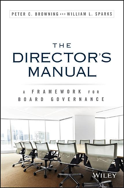 Cover art for The Director's Manual