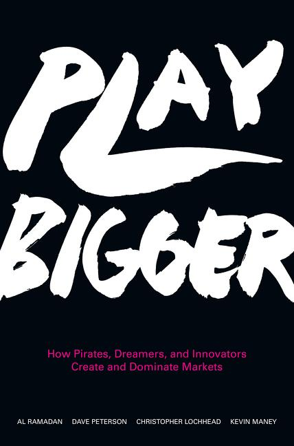 Cover art for Play Bigger