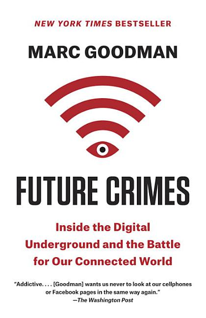 Cover art for Future Crimes