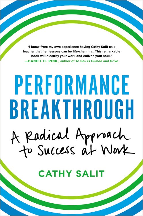 Cover art for Performance Breakthrough