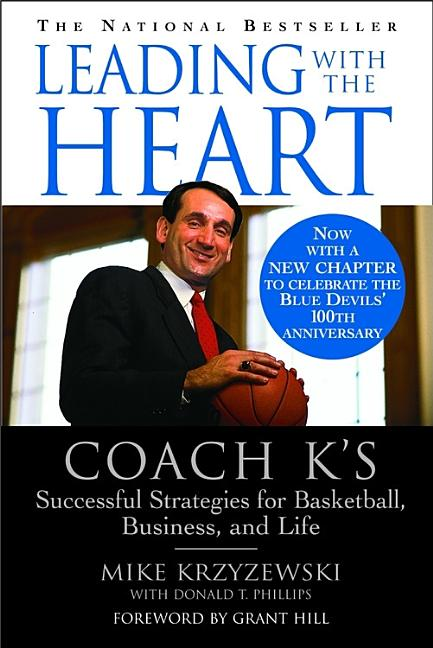 Cover art for Leading with the Heart