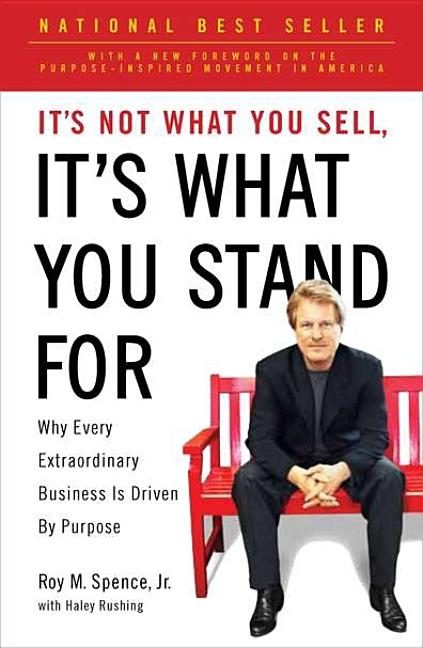 Cover art for It's Not What You Sell, It's What You Stand for