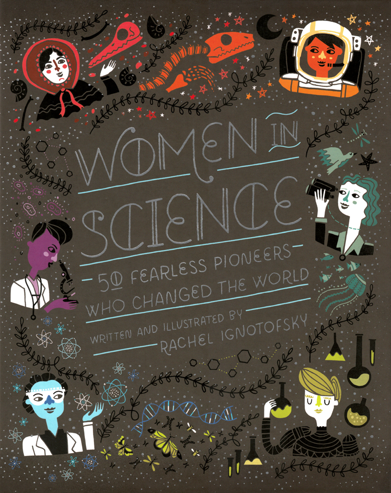 Cover art for Women in Science