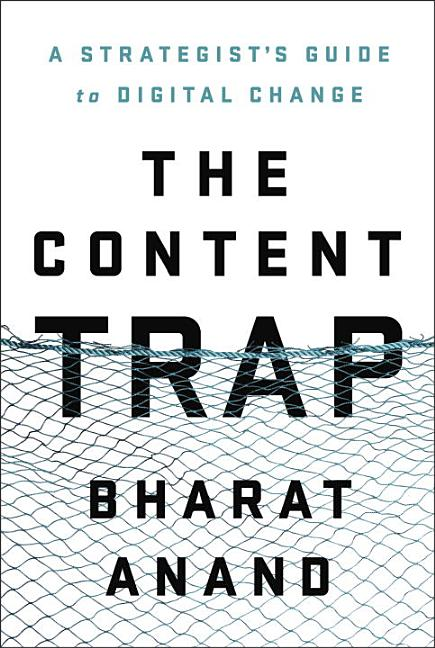 Cover art for The Content Trap