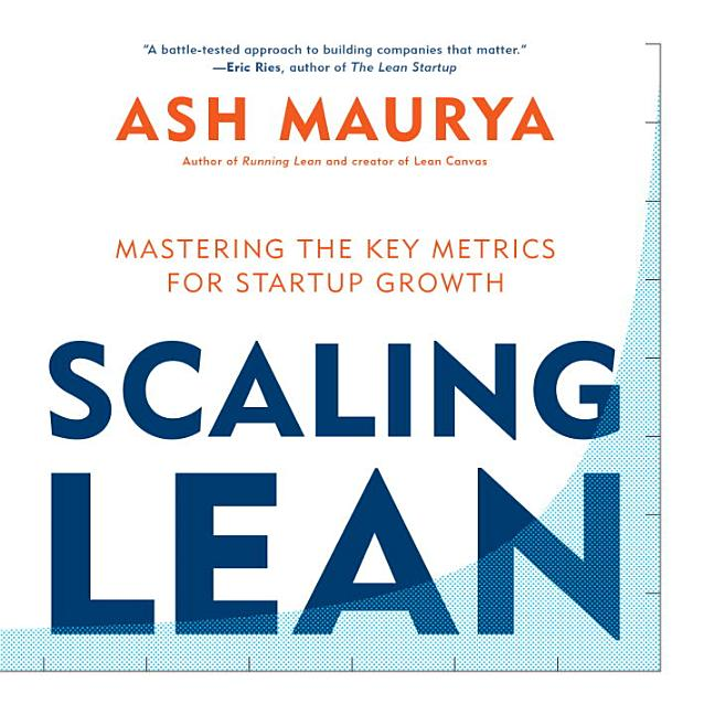 Cover art for Scaling Lean