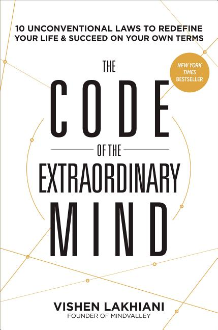Cover art for The Code of the Extraordinary Mind