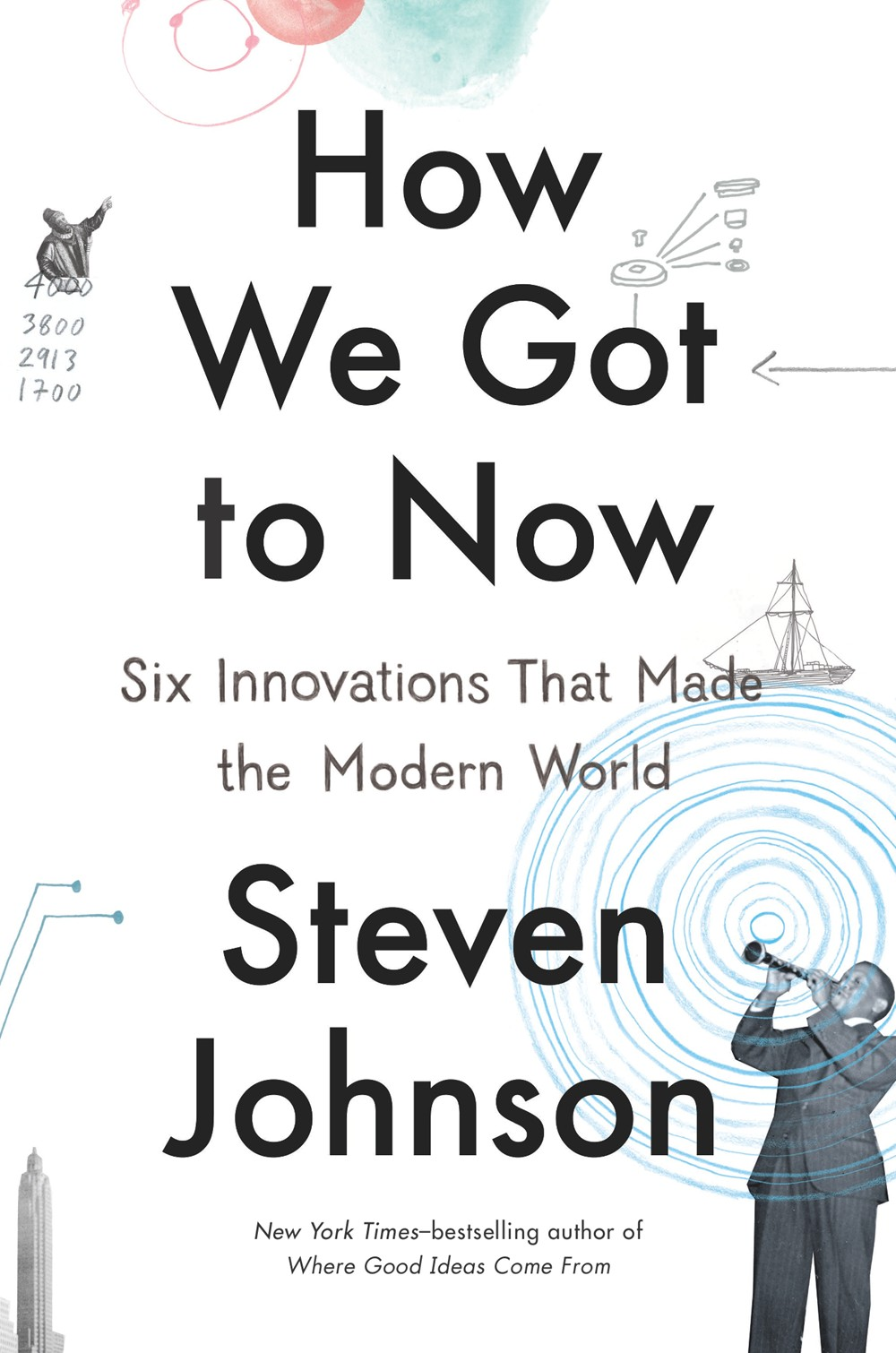 Cover art for How We Got to Now