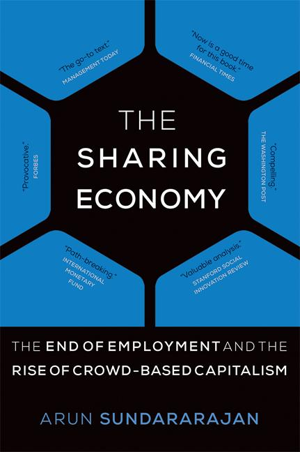 Cover art for The Sharing Economy
