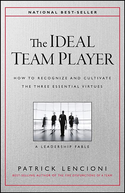 Cover art for The Ideal Team Player