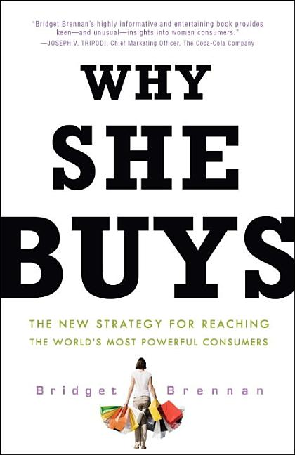 Cover art for Why She Buys