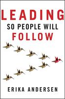 Cover art for Leading So People Will Follow