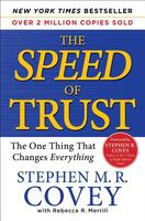 Cover art for The Speed of Trust