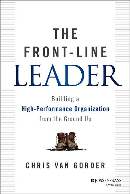 Cover art for The Front-Line Leader
