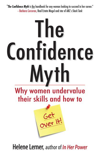 Cover art for The Confidence Myth