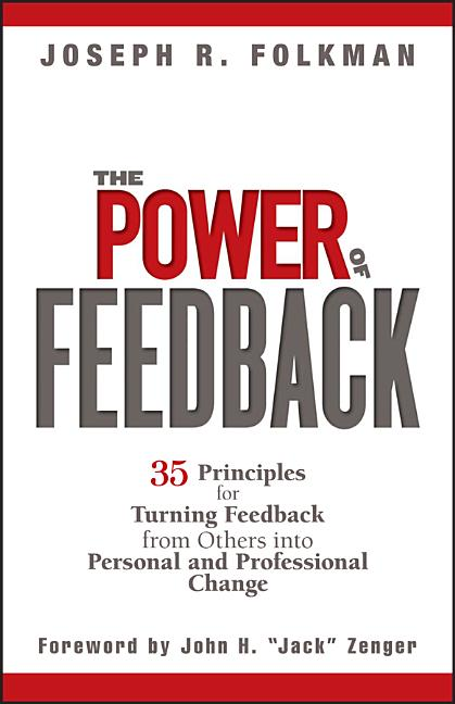 Cover art for The Power of Feedback