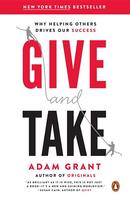 Cover art for Give and Take