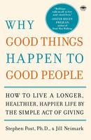 Cover art for Why Good Things Happen to Good People