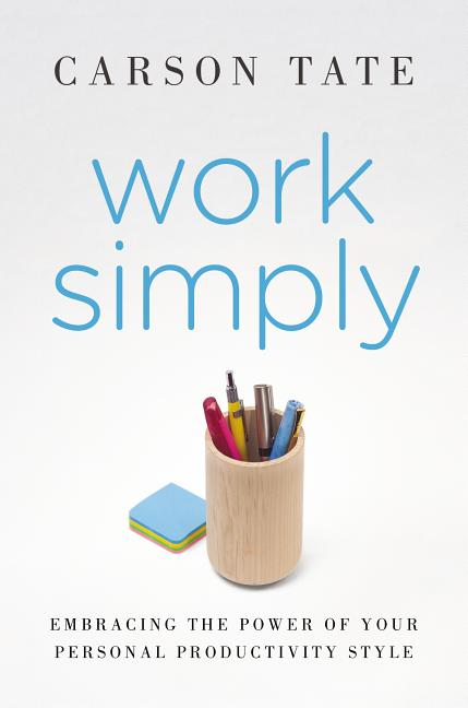 Cover art for Work Simply