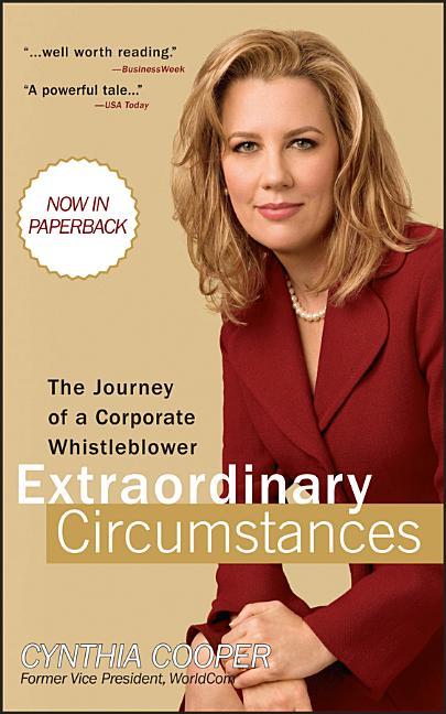 Cover art for Extraordinary Circumstances