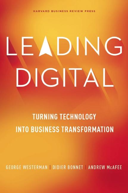 Cover art for Leading Digital