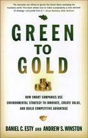 Cover art for Green to Gold