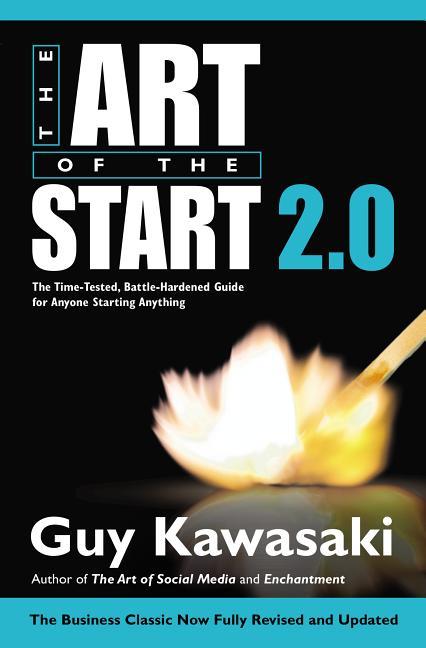 Cover art for The Art of the Start 2.0