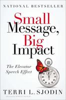 Cover art for Small Message, Big Impact