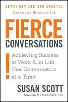 Cover art for Fierce Conversations (Revised and Updated)