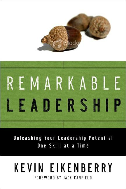 Cover art for Remarkable Leadership