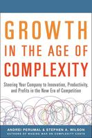 Cover art for Growth in the Age of Complexity