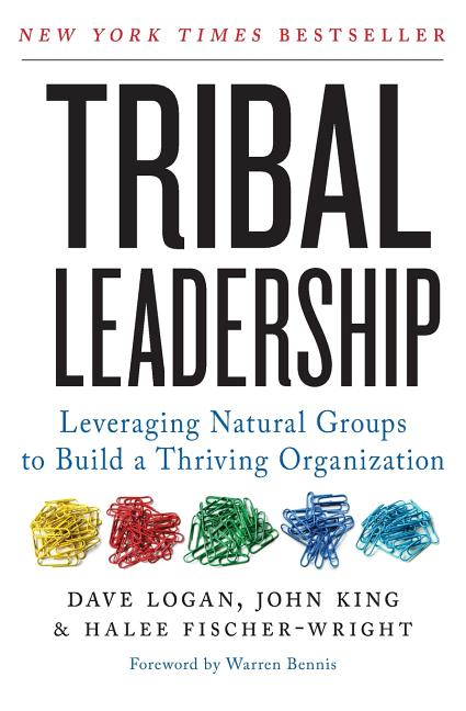 Cover art for Tribal Leadership